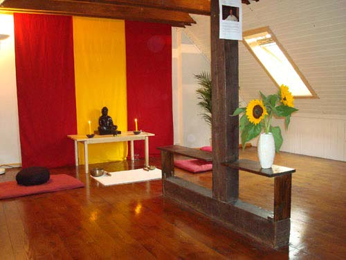 Der Meditationsraum